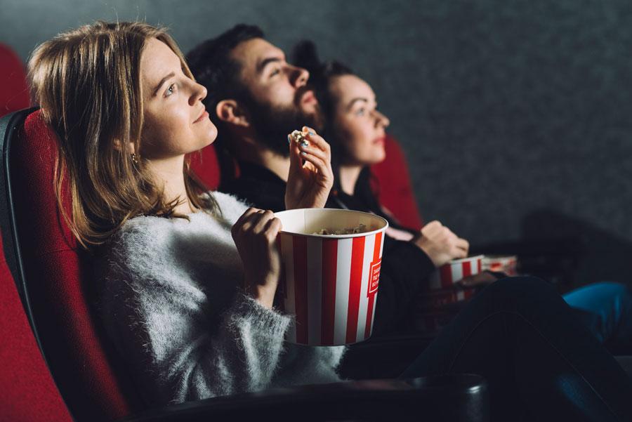 Ir a ver el cine en Dénia